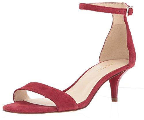 Image of Nine West Women's Leisa Su Suede Heeled Sandal
