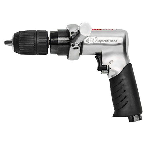 - Ingersoll Rand Edge Series 1/2in. Reversible Air Drill, Model# EC112