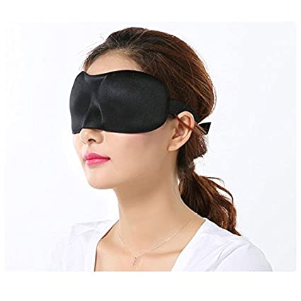 Newtrends1pcs Eye Patch Eye Mask For Sleep Blindfold Shade 3d Massage Travel Sleep Cover Light