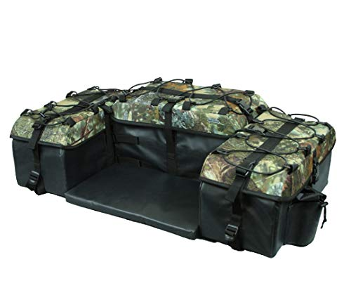 ATV Tek ASPBMOB Kings Mountain Shadow Camo ATV Cargo Bag (Honda Atv Backrest)