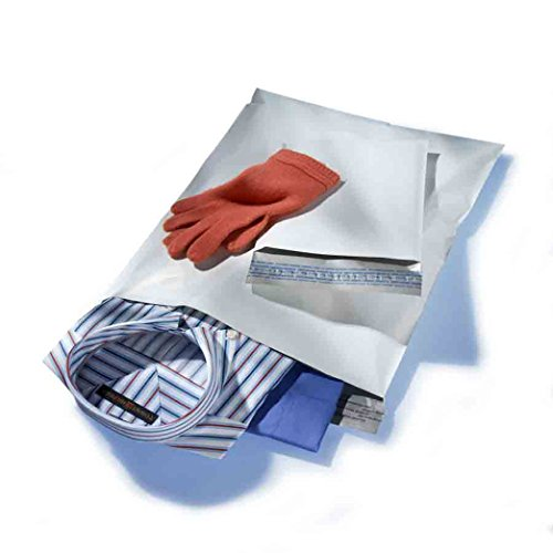 9'' x 12'' 2 MIL LIGHT POLY MAILERS ENVELOPES BAGS 9x12 2000 pcs ( 2 Cases ) by PackagingSuppliesByMail