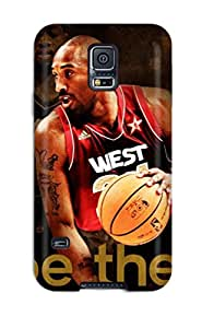 8957102K246260190 basketball nba kobe bryant NBA Sports & Colleges colorful Samsung Galaxy S5 cases