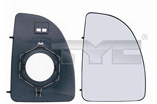 /02 Espejo Espejo de vidrio cristal Derecho Convexo pa/à/ƒ /& # X178; T a Espejo retrovisor Citroen Jumper 99/