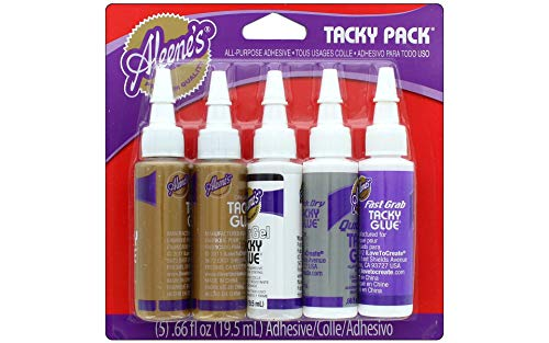 Aleene's Trial Pack Tacky Glue 5pk -