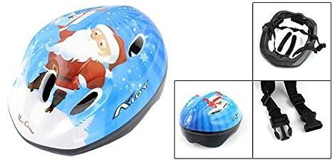 Amazon.com : eDealMax Regalo de Navidad Snowboard Vespa del patinaje sobre ruedas que compite Con cascos tamaño S Para Los Niños : Sports & Outdoors