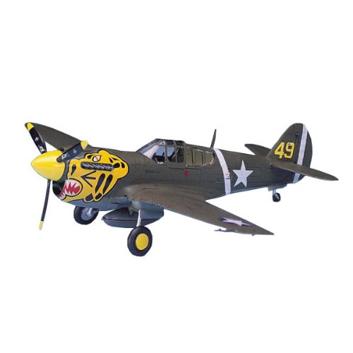 Academy P-40E Warhawk Model Kit