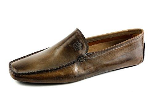 Melvin & Hamilton MH15-975, Pantofole Uomo Grigio Grau