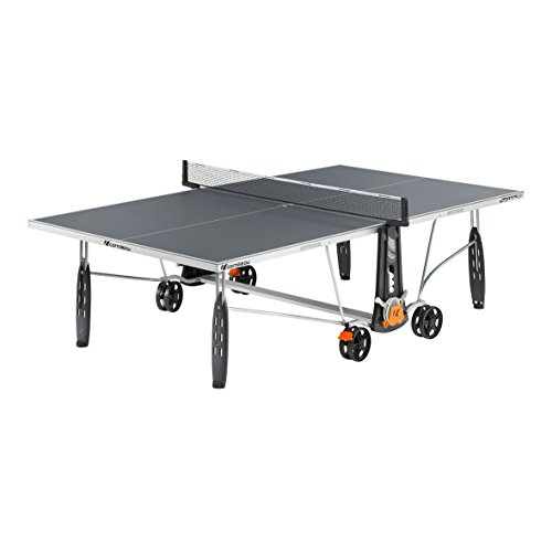 Cornilleau 250S Crossover Indoor/Outdoor Gray Table Tennis Table