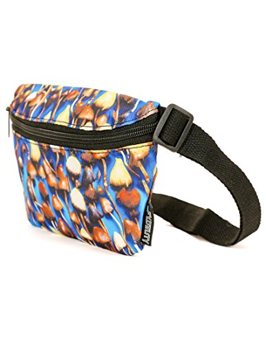 FYDELITY- Ultra-Slim Fanny Pack: SCHROOMS | PARENTAL ADVISORY EXPLICIT CONTENT