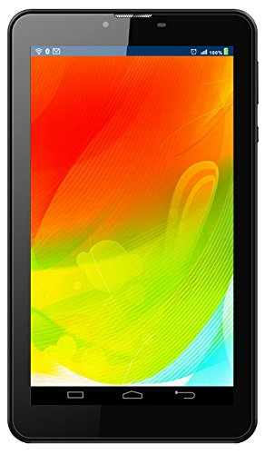 Swipe Slice Tablet 7 inch, 4 GB, Wi Fi+3G+Voice Calling , Black Tablets