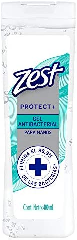 ZEST GEL ANTIBACTERIAL 400ML