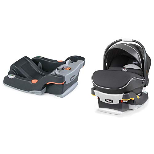 Chicco KeyFit 30 Zip Air Rear Facing Infant Car Seat & Car Seat Base, Anthracite