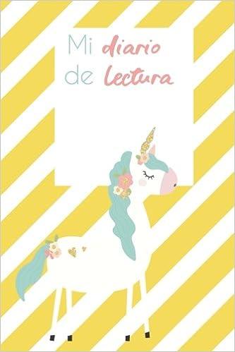 Mi diario de lectura: interior blanco y negro (Spanish ...