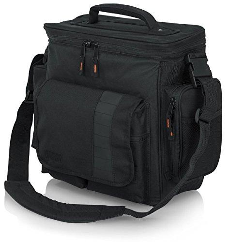 Gator G-CLUB-DJ BAG DJ Bag for 35 LPs and Serato - Style Interface Serato Laptop Bag