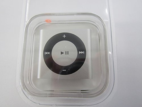 Apple - iPod shuffle 2GB MP3 Player (5th Generation) - Silver by Apple