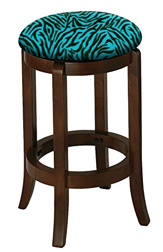 - The Furniture Cove Bar Stool Espresso Cappuccino Wood 29