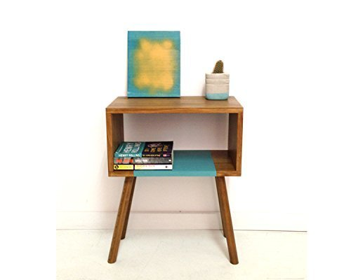 Mid Century Modern Furniture, Mid century Bedside Table, Scandinavian Table, Mid Century Nightstand, Coffee Table, Solid Wood Table