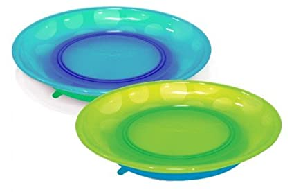 Munchkin Stay Put Suction Plate 1 Pack Assorted Colours