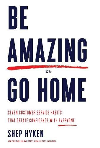 Want to amaze your customers, impress the people you work with, and outshine your competition? Going from average to amazing isn't an out-of-reach goal. In fact, amazement is a habit that anyone can master--and Shep Hyken knows the tricks to making i...
