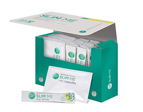 New Slim Me 7 Days Supplements Kit – Powerful Supplement – with Glucomannan – 7 Day Kit
