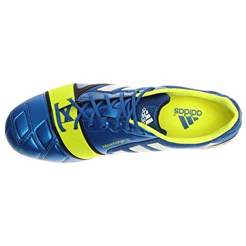 Adidas Nitrocharge 1,0 Trx Fg Blå
