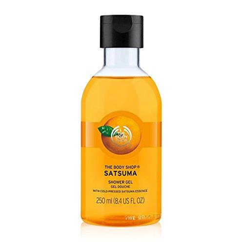 The Body Shop 46367 Mega Shower Gel, Satsuma, 25.3 Fluid Ounce