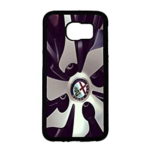 Samsung Galaxy S6 Case Unique Pattern Supercar Designed Alfa Romeo Phone Case Cover ALFA Running Car Design