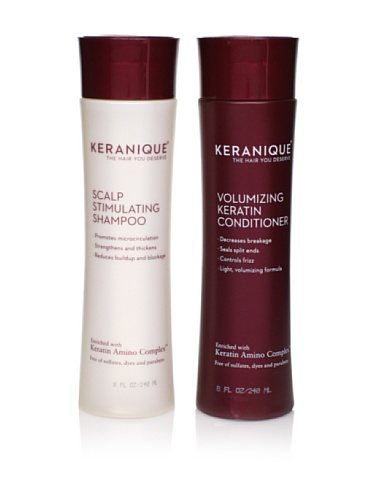 Keranique Shampoo and Conditioner Set