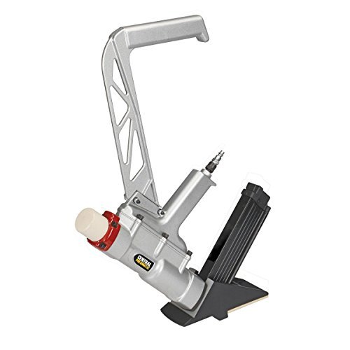 Central Pneumatic 61689 2-in-1 Flooring Nailer/Stapler by Central Pneumatic