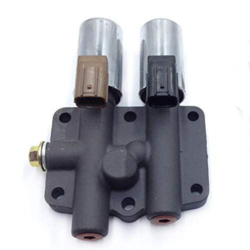 Syuda Transmission Dual Linear Solenoid with Gasket O-Rings for Honda Acura 28250-P6H-024