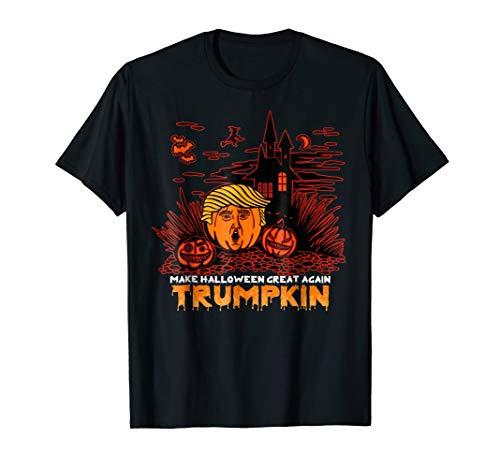 Trumpkin Costume T-shirt Make