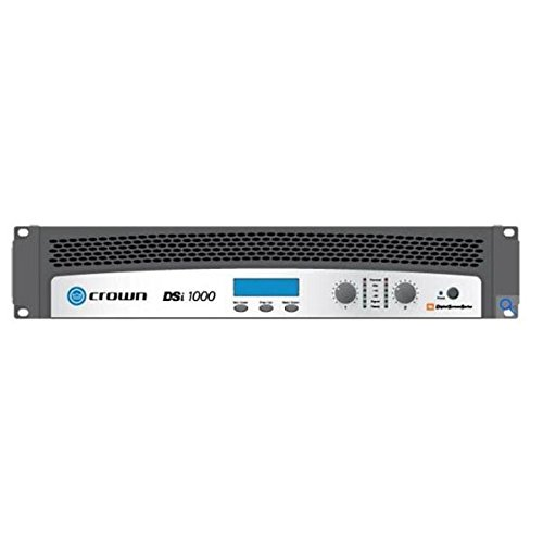Crown DSi 1000 Amplifier 2 Channel for JBL Cinema Speakers Systems by Crown