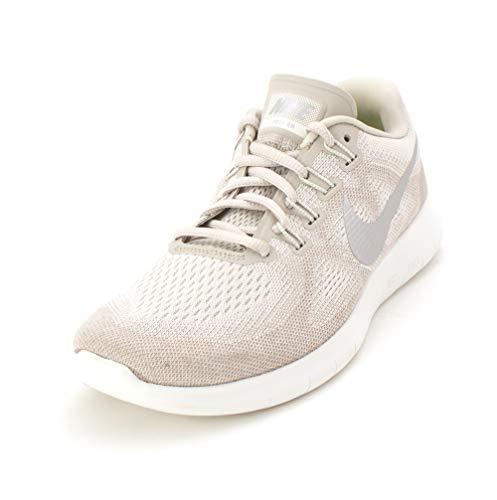 Free Rn Nike pale Wmns Mujer Silver Grey Para 2017 Sail metallic Zapatillas ERqOwq
