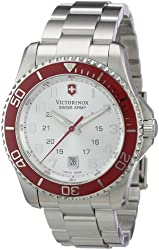 Victorinox Swiss Army Men's 241439 Maverick GS Silver Dial Watch
