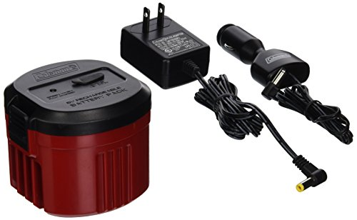 Coleman CPX 6 Rechargeable Power Cartridge,Red