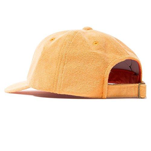 Cloth Stock talla Stussy Pro Ajustable naranja Low Terry Gorra gZ6wa6