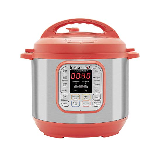 Instant Pot Duo RED 60, 120V-60H...