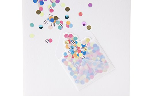 Hallmark Birthday Greeting Card for Her (Envelope with Confetti) Photo #3