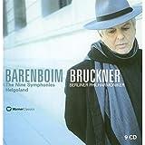 ダニエル・バレンボイム/ブルックナー交響曲全集(9枚組)/Barenboim Bruckner