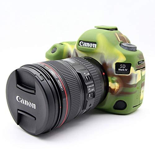 Funda Protectora de Silicona para cámara Canon 5D Mark IV: Amazon ...