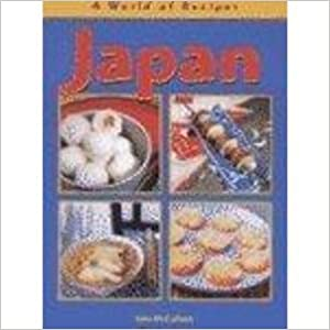 Descargar epub ebooks gratis Japan (World of Recipes) PDF