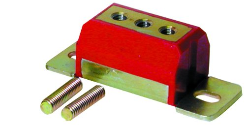 Prothane 7-1604 Red 6 and 8 Cylinder Transmission Mount Kit