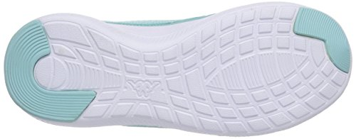 Azul Adulto Kappa Ice 6510 White Unisex Speed Zapatillas II wOxxqIRX1