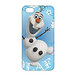 Cool-benz Frozen happy snow baby 3D Phone Case for iPhone 5s