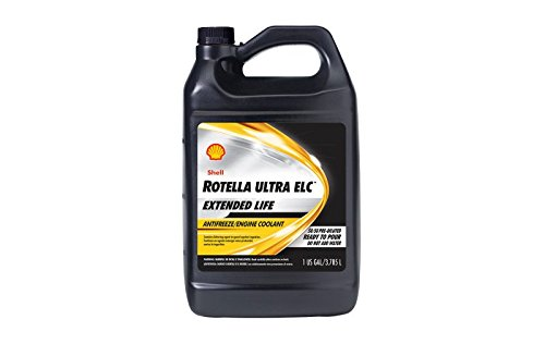 Rotella Ultra ELC Antifreeze/Coolant Concentrate 1 Gal. (6 Pack) by Shell Rotella T