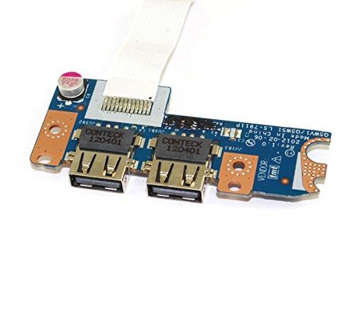 Gateway NE56R34U Laptop USB Port Board- LS-7911P