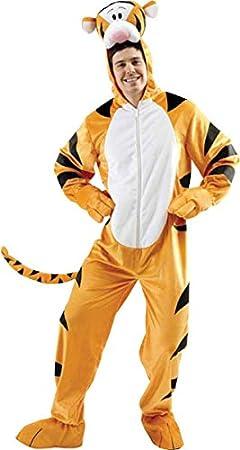 Rubies s 888810 S Oficial de Disney Tigger Disfraz – Adulto ...