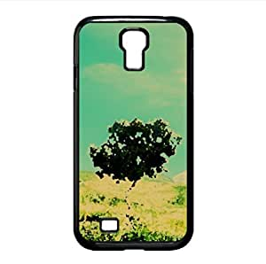 The Spring Watercolor style Cover Samsung Galaxy S4 I9500 Case (Spring Watercolor style Cover Samsung Galaxy S4 I9500 Case)