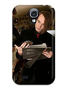 New Premium AhZruIv8051XEQtt Case Cover For Galaxy S4/ Silence Is Music People Music Protective Case Cover