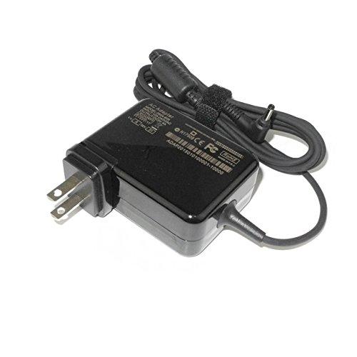US Plug portátil y Netbook Adaptador de CA Fuente de alimentación cargador de 5V 4A para Lenovo IdeaPad 100S-11IBY...